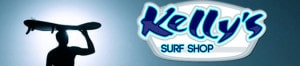 Surf with Kelly's Surf Shop in Tamarindo, Costa Rica.