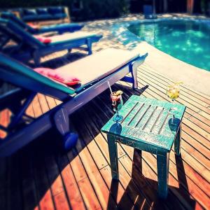 Sirena Serena Boutique Hotel poolside leisure