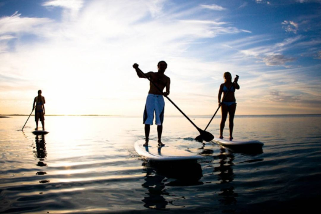 Stand Up Paddle Flat Water