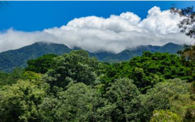 National park Rincón de la Vieja