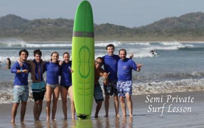 Semi Private Surf Lesson
