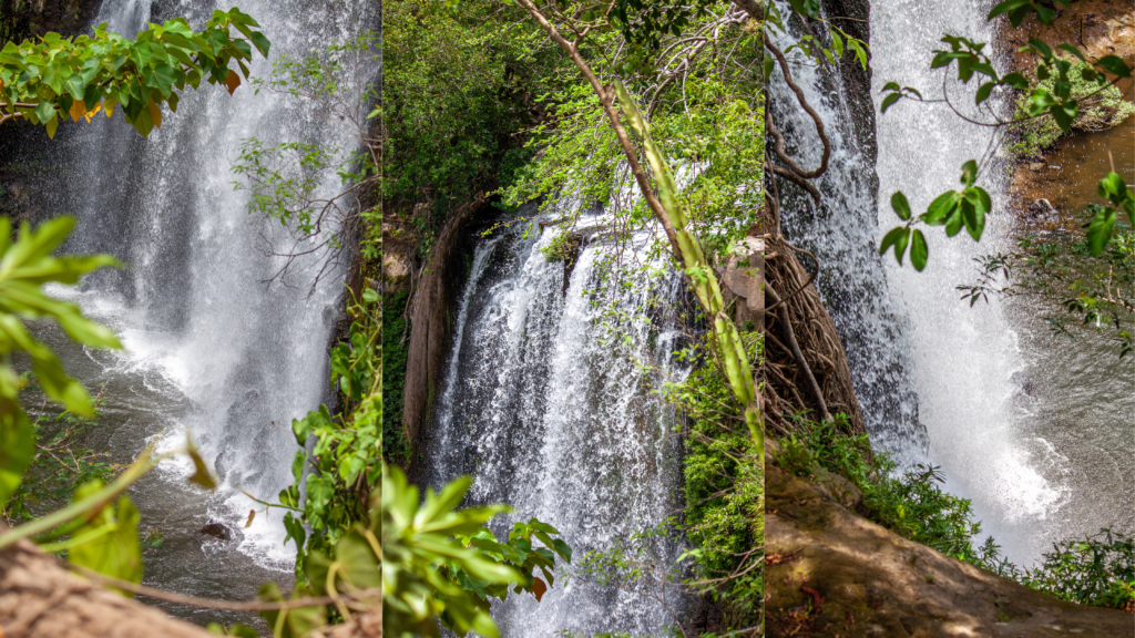 Cortez waterfall images