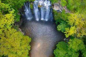 cortez waterfall and waterslide tour tamarindo costa rica
