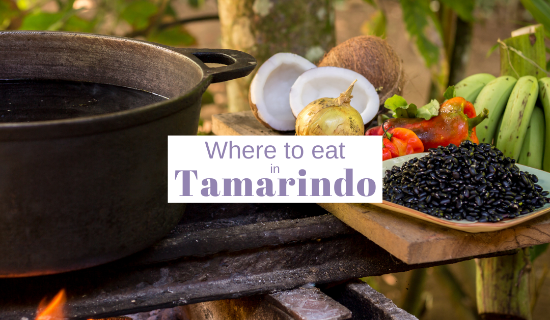 Where to eat in Tamarindo?