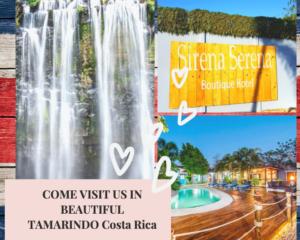 Come visit us in beautiful Costa Rica